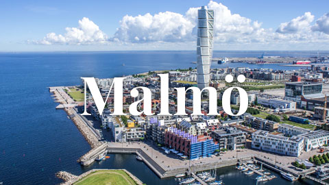Besök mässan i Malmö