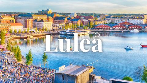 Besök mässan i Luleå